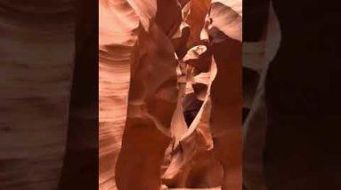 Top 10 Travel Destinations # 3 Antelope canyon, Arizona, USA